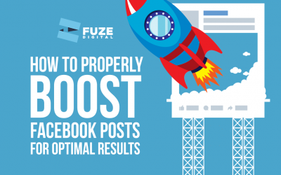 HOW TO PROPERLY BOOST FACEBOOK POSTS FOR OPTIMAL RESULTS