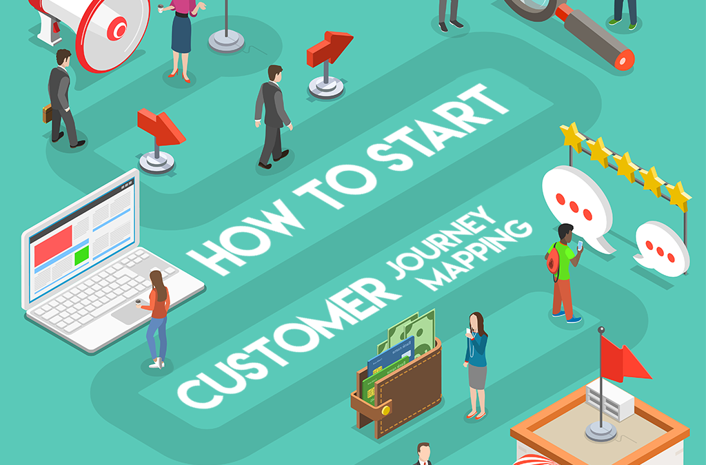 How to Start Customer Journey Mapping