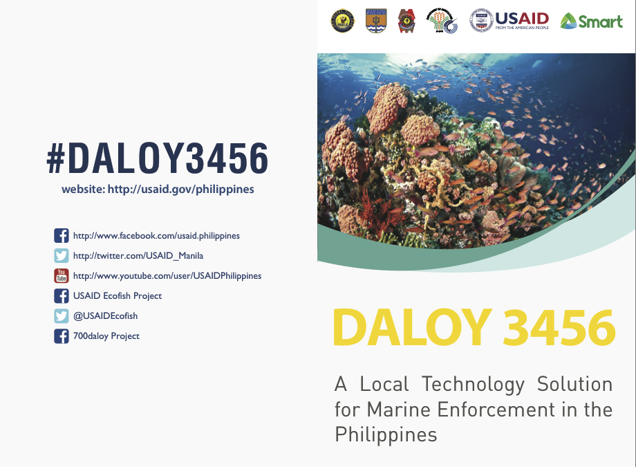 Rising Tide Supports Project #DALOY3456 to Stop Illegal Fishing