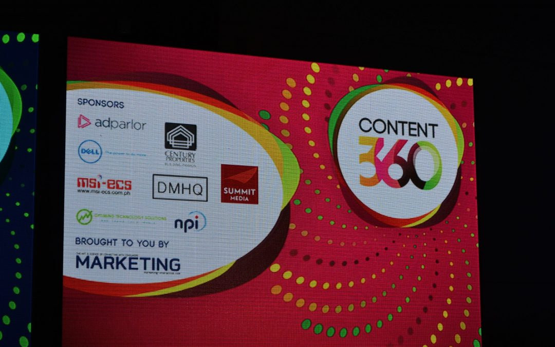 Rising Tide attends Content 360