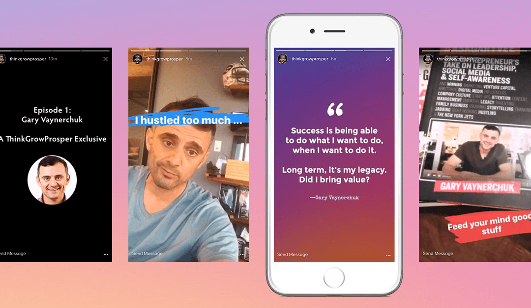 4 Creative Ways Your Brand Can Use Instagram Stories